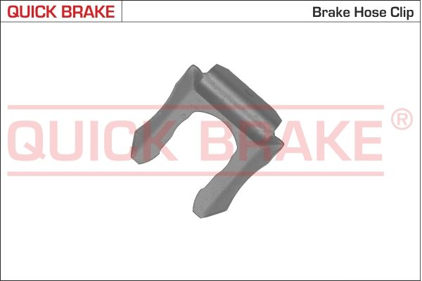 QUICK BRAKE  3201 Halter, Bremsschlauch