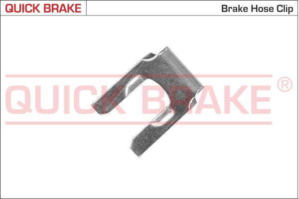 QUICK BRAKE  3205 Halter, Bremsschlauch