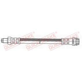 Bremsschlauch Länge: 282mm, Gewindemaß 2: M10x1 mit OEM-Nummer A 171 428 00 35