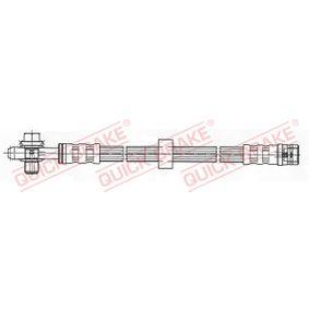 Bremsschlauch Länge: 430mm, Gewindemaß 1: M10x1, Gewindemaß 2: M10x1,5 mit OEM-Nummer 1J0 611 701 L