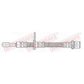 Bremsschlauch Länge: 496mm mit OEM-Nummer 2654 0AE020