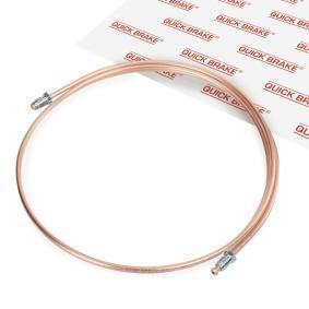 Brake Lines CU-1860A-A PUNTO (188) 1.2 16V 80 MY 2000