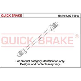 Brake Lines CU-1950A-A PUNTO (188) 1.2 16V 80 MY 2006