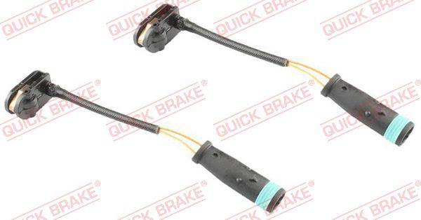 QUICK BRAKE  WS 0359 A Warnkontakt, Bremsbelagverschleiß Länge: 103mm