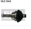 Radantrieb Lupo (6X1, 6E1): SKF VKJC 5045