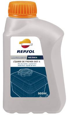 Bremsflüssigkeit REPSOL RP701A96 8410921200168