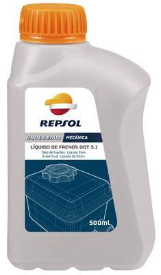 Bremsflüssigkeit RP701B96 REPSOL UNEDOT51 in Original Qualität