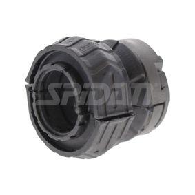 Lagerung, Stabilisator Innendurchmesser: 36mm mit OEM-Nummer 7L0 411 313J