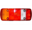OEM Lens, combination rearlight 40231112 from PROPLAST