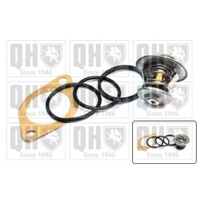 Thermostat, coolant D1: 54,0mm, D2: 35,0mm with OEM Number 032 121 113