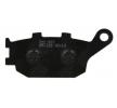 OEM Brake Pad Set, disc brake H1057-AM300 from NHC