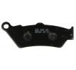 OEM Brake Pad Set, disc brake H1080-AM300 from NHC
