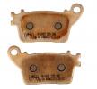 OEM Bremsbelagsatz, Scheibenbremse H1093-CU7 von NHC