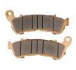 OEM Brake Pad Set, disc brake H1098-CU1 from NHC