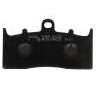 OEM Bremsbelagsatz, Scheibenbremse K5043-AK150 von NHC