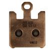 OEM Brake Pad Set, disc brake K5045-CU1 from NHC