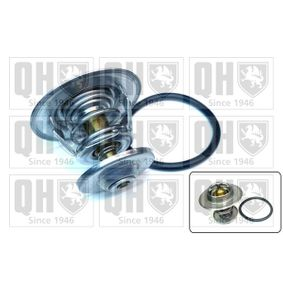 Thermostat, coolant D1: 54,0mm, D2: 35,0mm with OEM Number 037121113