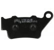OEM Bremsbelagsatz, Scheibenbremse O7032-AK150 von NHC