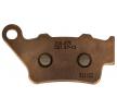 OEM Brake Pad Set, disc brake O7032-CU1 from NHC