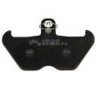 OEM Комплект спирачно феродо, дискови спирачки O7083-AK150 от NHC