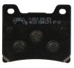 OEM Комплект спирачно феродо, дискови спирачки Y2013-AK150 от NHC