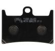 OEM Комплект спирачно феродо, дискови спирачки Y2030-AK150 от NHC