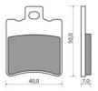 OEM Brake Pad Set, disc brake Y2038-CU7 from NHC