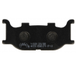 OEM Brake Pad Set, disc brake Y2039-AK150 from NHC