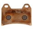OEM Brake Pad Set, disc brake Y2042-CU1 from NHC