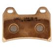 OEM Комплект спирачно феродо, дискови спирачки Y2042-CU7 от NHC
