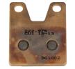 OEM Комплект спирачно феродо, дискови спирачки Y2044-CU1 от NHC