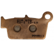 OEM Brake Pad Set, disc brake Y2048-CU1 from NHC
