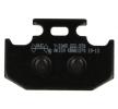 OEM Комплект спирачно феродо, дискови спирачки Y2049-AK150 от NHC
