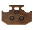 OEM Комплект спирачно феродо, дискови спирачки Y2049-CU1 от NHC