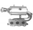 VEGAZ MK-365 Vorkatalysator SMART FORTWO Bj 2012