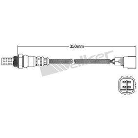 Lambdasonde Kabellänge: 330, 350mm mit OEM-Nummer 894650D080