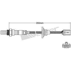 Lambdasonde Kabellänge: 340, 350mm mit OEM-Nummer 1588 A021