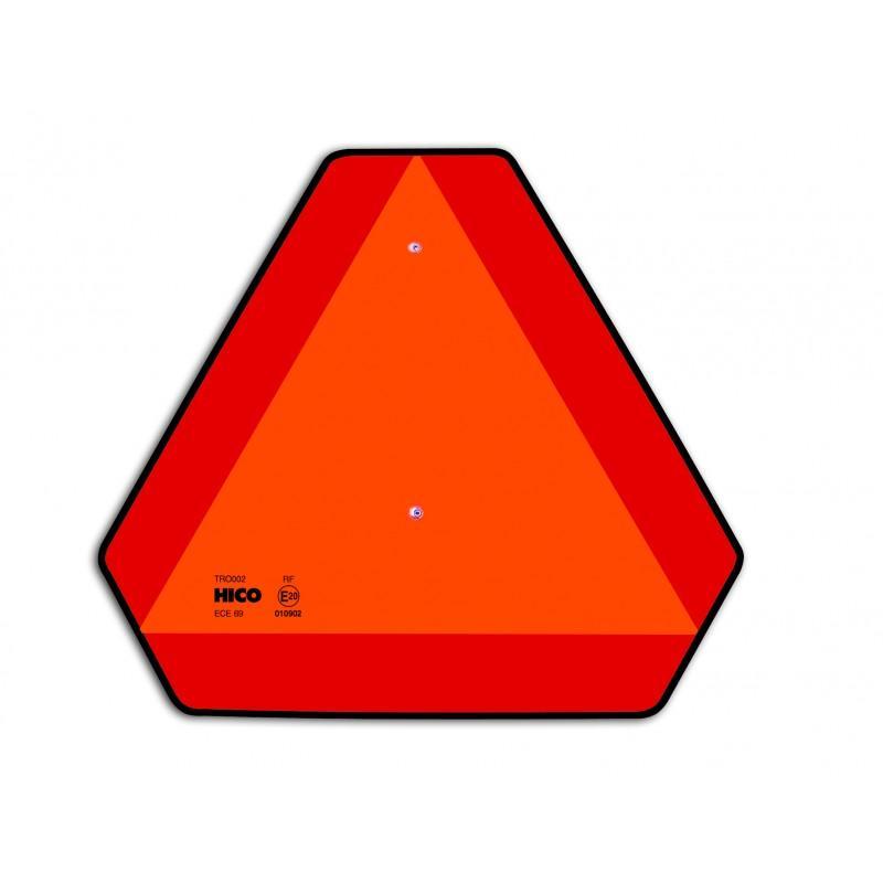 HICO  TRO002 Oznaczenie ostrzegawcze