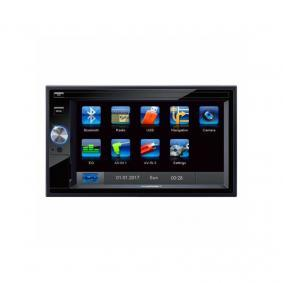 Multimedia-Empfänger Bluetooth: Ja 2002017000004