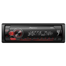 Auto-Stereoanlage Leistung: 4x50W MVHS210DAB