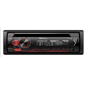 Auto-Stereoanlage Leistung: 4x50W DEHS410BT