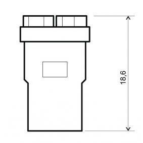 Glühlampe 12V , T10, W2.1x9.5, orange 24 651 0571