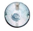 OEM Lens, position light 40184113 from PROPLAST