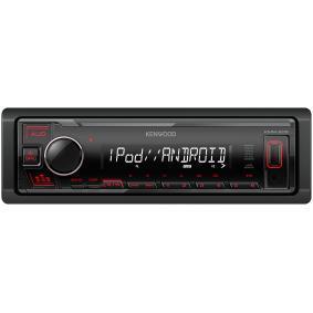 Auto-Stereoanlage Leistung: 4x50W KMM205