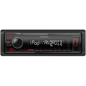 Stereo Výkon: 4x50W KMM205