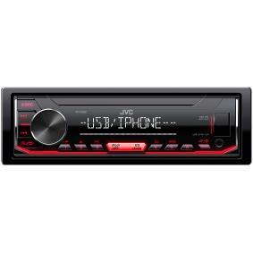 Auto-Stereoanlage Leistung: 4x50W KDX262