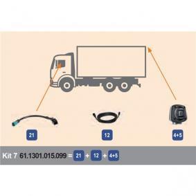 Bakkamera, Parkeringsassistent 611301015099