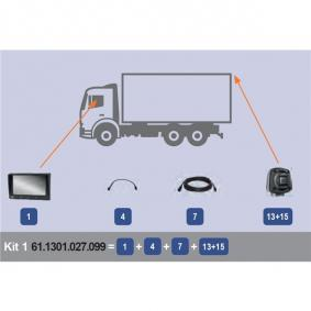 Câmara de visão traseira, assistência ao estacionamento 611301027099