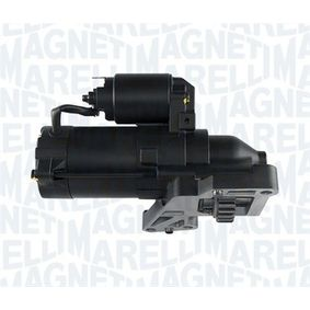 Starter with OEM Number M 001 T 93371ZC