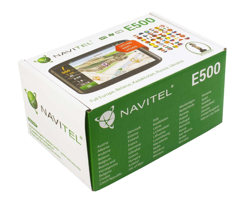 Navigationssystem NAVITEL NAVE500 Bewertung
